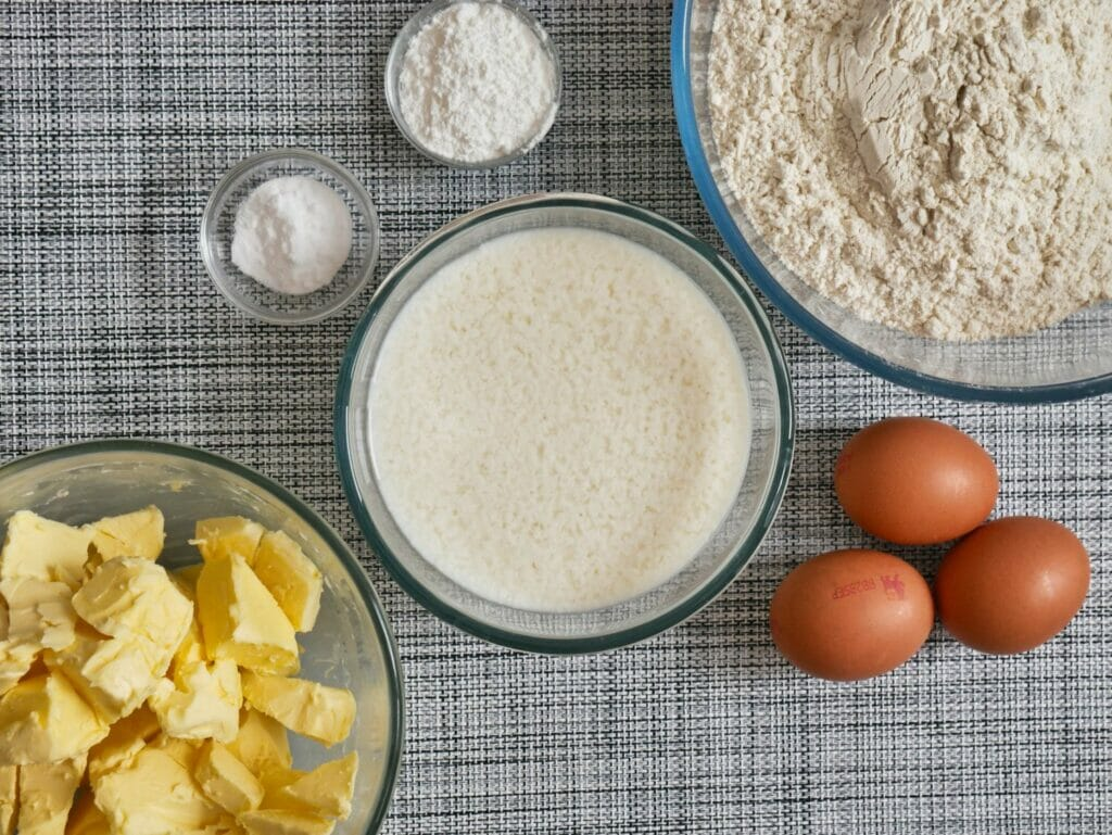 ingredients for joanna gaines biscuits